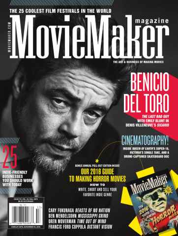 Moviemaker issue Issue 115