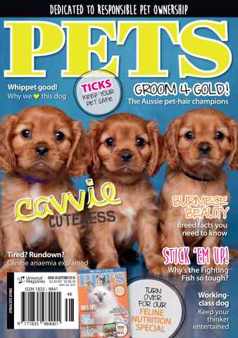 Pets issue Issue#48 Oct 15