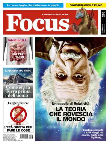 FOCUS issue 276 - Ottobre 2015