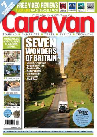 Caravan Magazine issue Oct-15