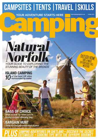 Camping issue October 2015
