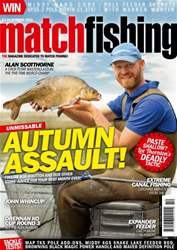 Match Fishing issue October 2015