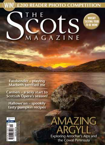 The Scots Magazine issue October 2015