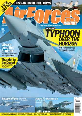 AirForces Monthly issue October 2015