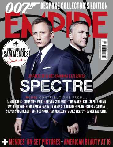 Empire issue November 2015