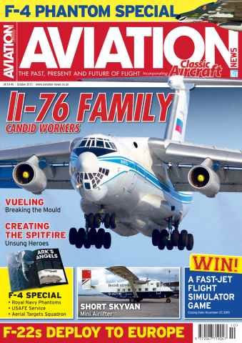Aviation News issue October 2015