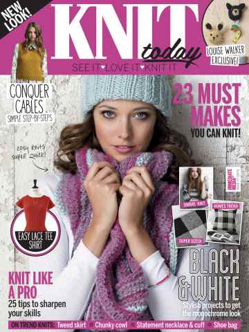Knit Today issue November 2015