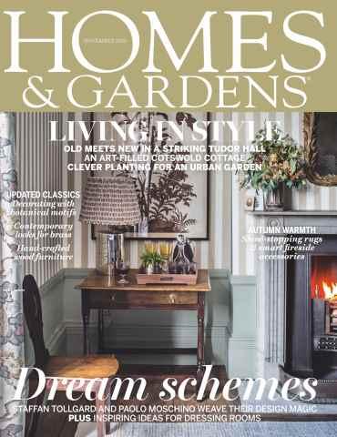 Homes & Gardens issue November 2015