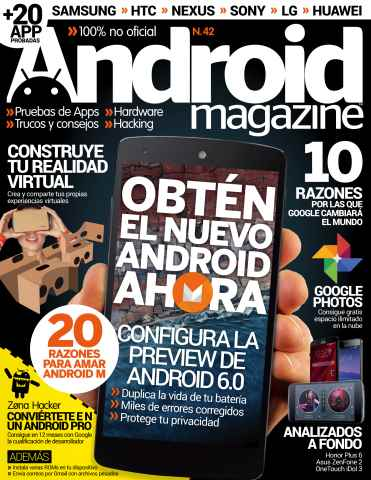 Android Magazine issue 42