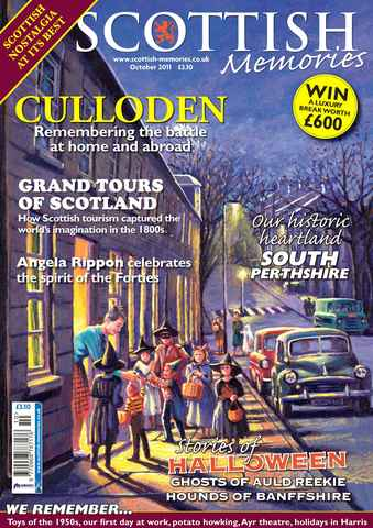 Scottish Memories issue October 2011