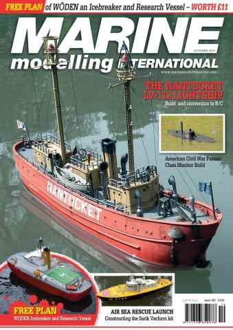 Marine Modelling issue October 2015