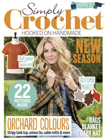 Simply Crochet issue Issue 36