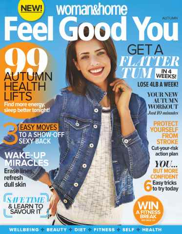 Woman & Home Feel Good You issue Autumn 2015