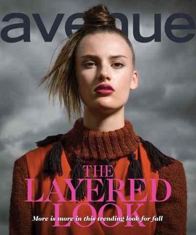 Avenue Calgary issue October 2015