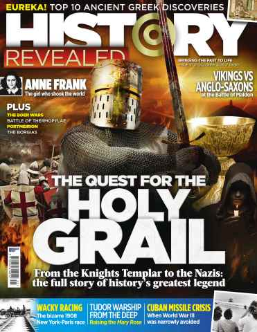 History Revealed issue October 2015