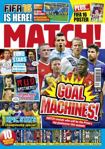 Match issue 22nd September 2015