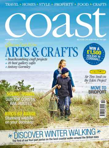 Coast issue No. 109 Arts & Crafts
