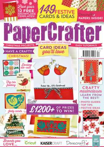 PaperCrafter issue Issue 87