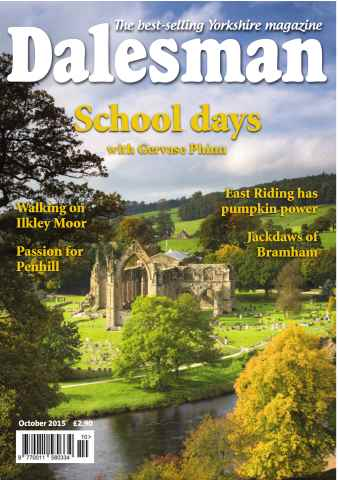 Dalesman Magazine issue Oct 2015
