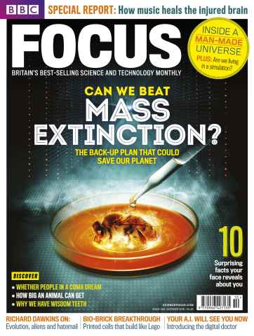 Focus - Science & Technology issue October 2015