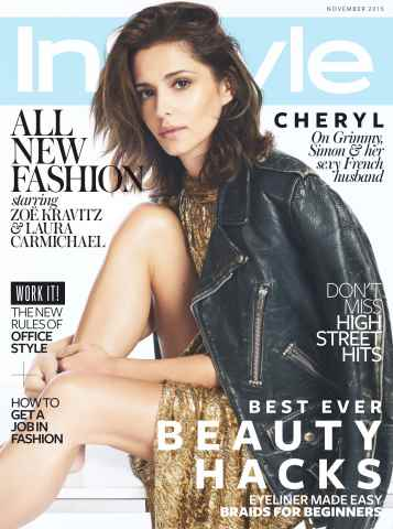 InStyle issue 10th November 2015