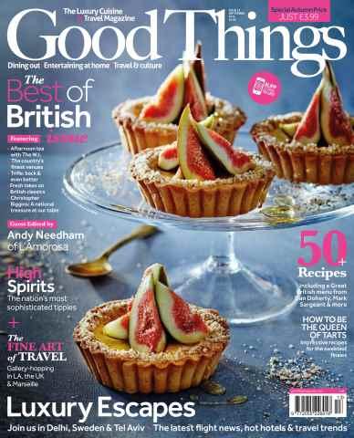 Good Things Magazine issue September 2015