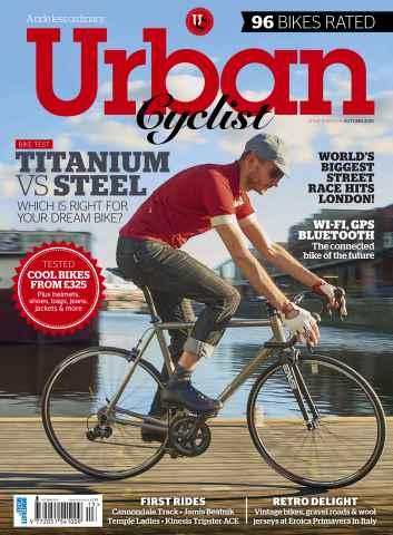 Urban Cyclist issue Issue 13