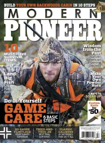 Modern Pioneer issue Oct/Nov 2015