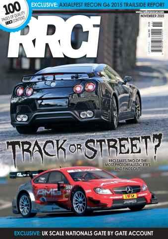Radio Race Car International issue November 2015