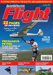 Quiet & Electric Flight Inter issue October 2015