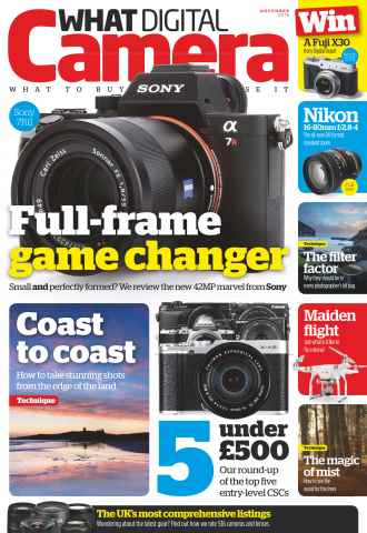 What Digital Camera issue November 2015