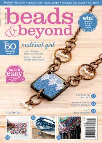 Beads & Beyond issue November 2015