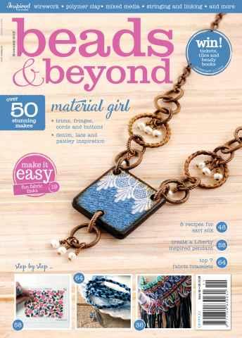 Beads & Beyond issue November 2015