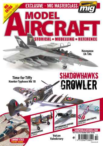 Model Aircraft issue MA Vol 14 Iss 10 October 2015