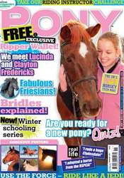 Pony Magazine issue November 2011
