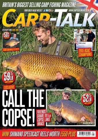 Carp-Talk issue 1090