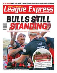 League Express issue 2985
