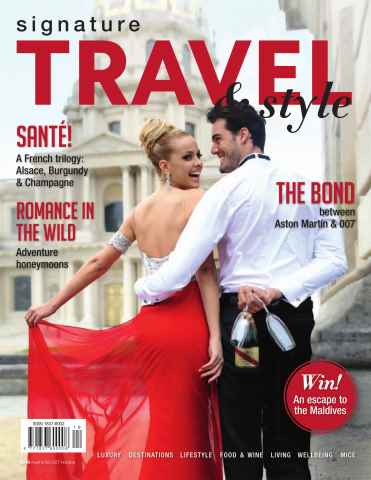 Signature Luxury Travel & Lifestyle issue Volume 19