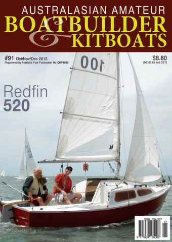 Australian Amateur Boat Builder issue October-December