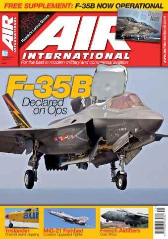 AIR International issue October 2015
