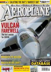 Aeroplane issue November 2015