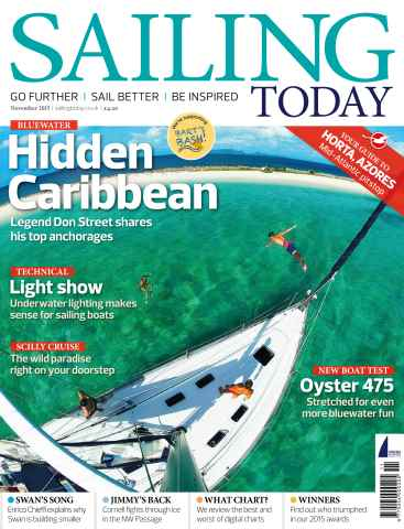 Sailing Today issue November 2015