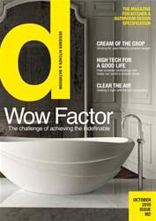 Designer Kitchen & Bathroom issue Designer Kitchen & Bathroom October Issue
