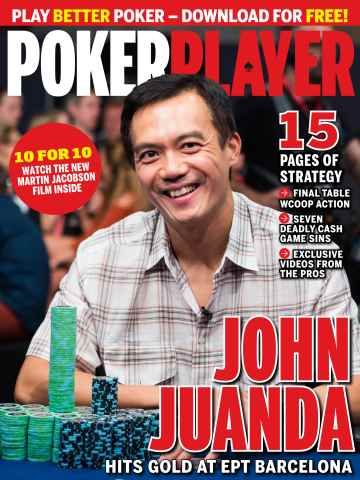 PokerPlayer issue September 2015
