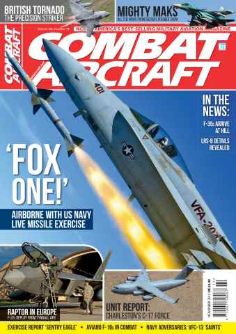 Combat Aircraft issue November 2015