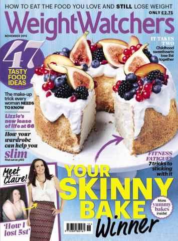 Weight Watchers magazine UK issue November 2015