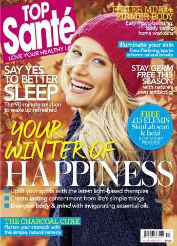 Top Sante issue November 2015