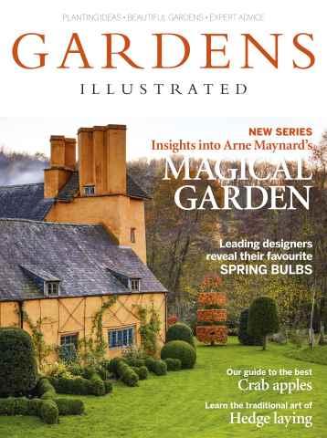 Gardens Illustrated issue October 2015