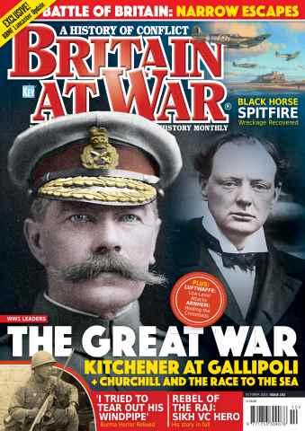 Britain at War Magazine issue October 2015
