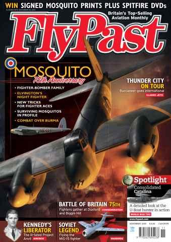 FlyPast issue November 2015